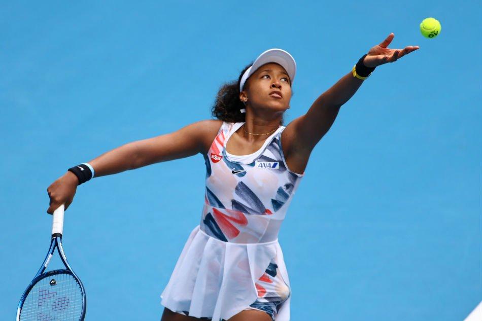 Osaka wins first match against Bouzkova at Australian Open