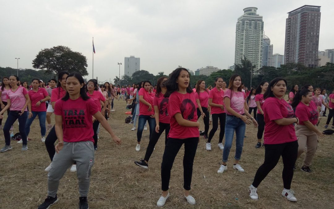 'Tala Para Sa Taal: Popters dance to raise funds for Taal evacuees
