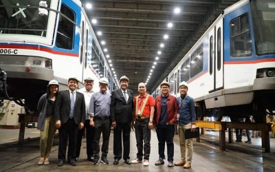 Japan vows to help improve PH railway system