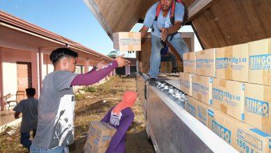 Photo of Ilokanos aid Batangeño victims of Taal eruption