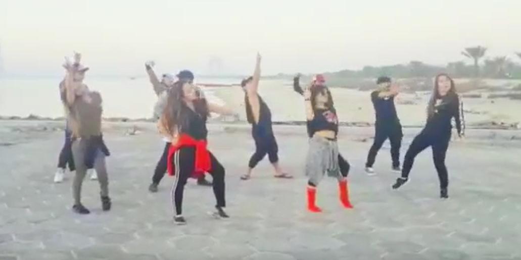 UAE-based OFWs take on Sarah G's Tala dance challenge