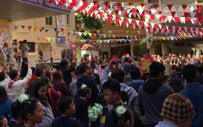 PH Embassy in Bahrain joins Sto. Ñino Fiesta 2020