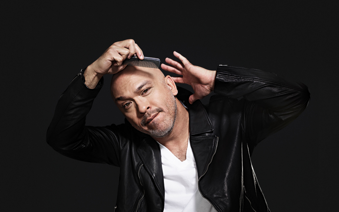 FINAL CHANCE! Get your tickets to Fil-Am comedian Jo Koy's one-night-only comedy show in Dubai