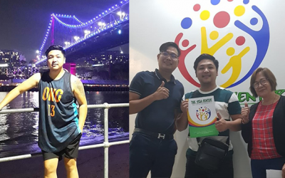 Pinoy IT professional on changing his career path in Australia