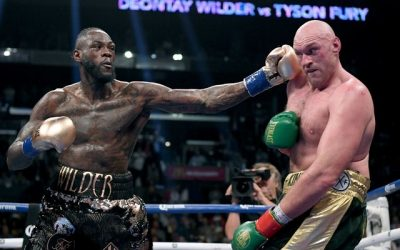 Deontay Wilder, Tyson Fury to rematch in February