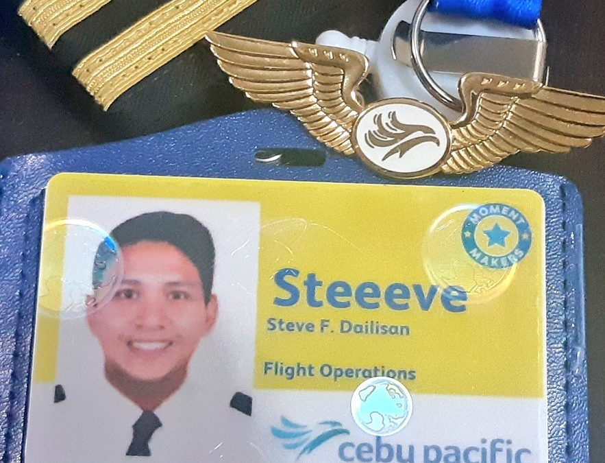 LOOK: Former Kapuso reporter Steve Dailisan named as 'Steeeve' in his pilot ID