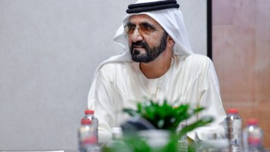 Photo of 'We are proud of you' Sheikh Mohammed's call with Dubai emergency hospital head has gone viral