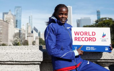 Marathon world record holder Brigid Kosgei lead stellar lineup of runners at Ras Al Khaimah Half Marathon 2020