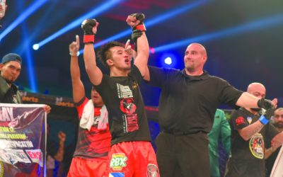 Jeremy Pacatiw defeats Felipe Efrain in Brave Combat Federation