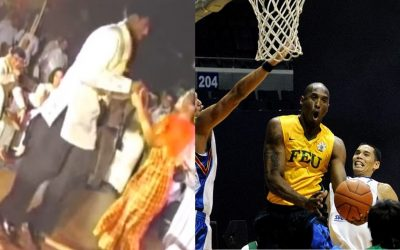 Many times Black Mamba touched the hearts of Filipinos