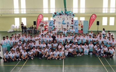 League for Legacy year 6 to benefit over 500 families, students in Davao