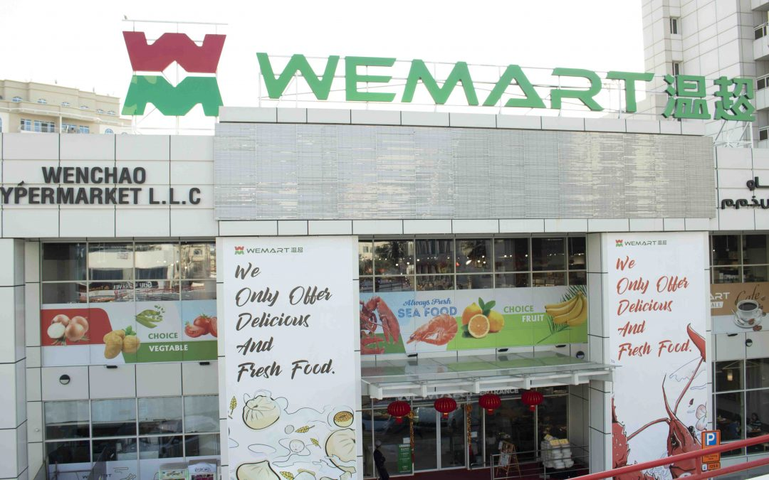 WeMart takes action in promoting health and sanitation in all branches