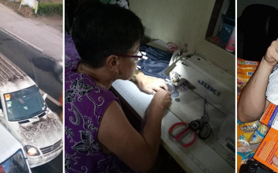 In the spirit of 'bayanihan': Good Samaritans who helped in Mt. Taal rupture