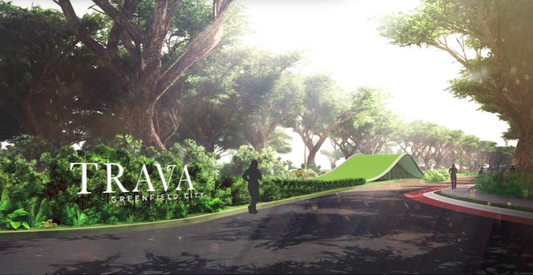 Trava: Greenfield Deluxe's model for sustainable suburban living at Laguna