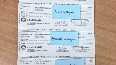 Photo of Manila gov't donates Php2.5M for five devastated towns in Batangas