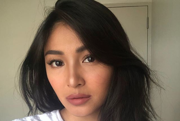 Nadine Lustre loses mobile phone in Brazil