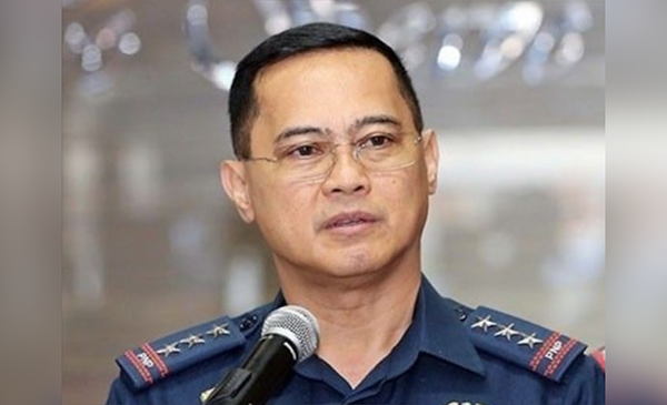 Duterte names new PNP Chief