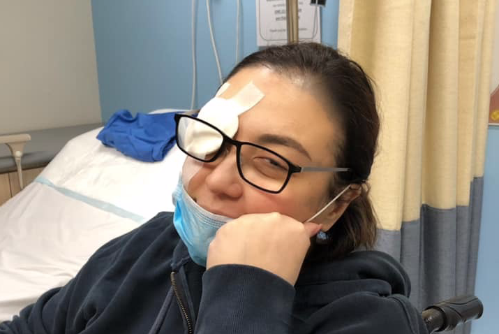 Sharon Cuneta asks fans for prayers after accident