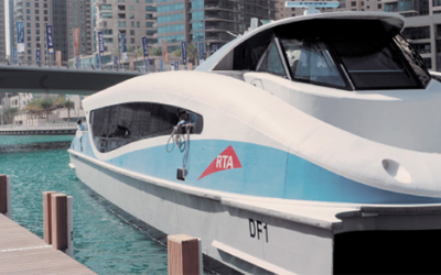 RTA advises disruption of ferry service to Sharjah