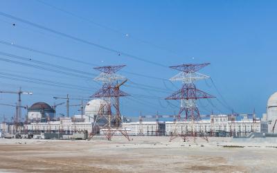 Abu Dhabi tests Nuclear Plant