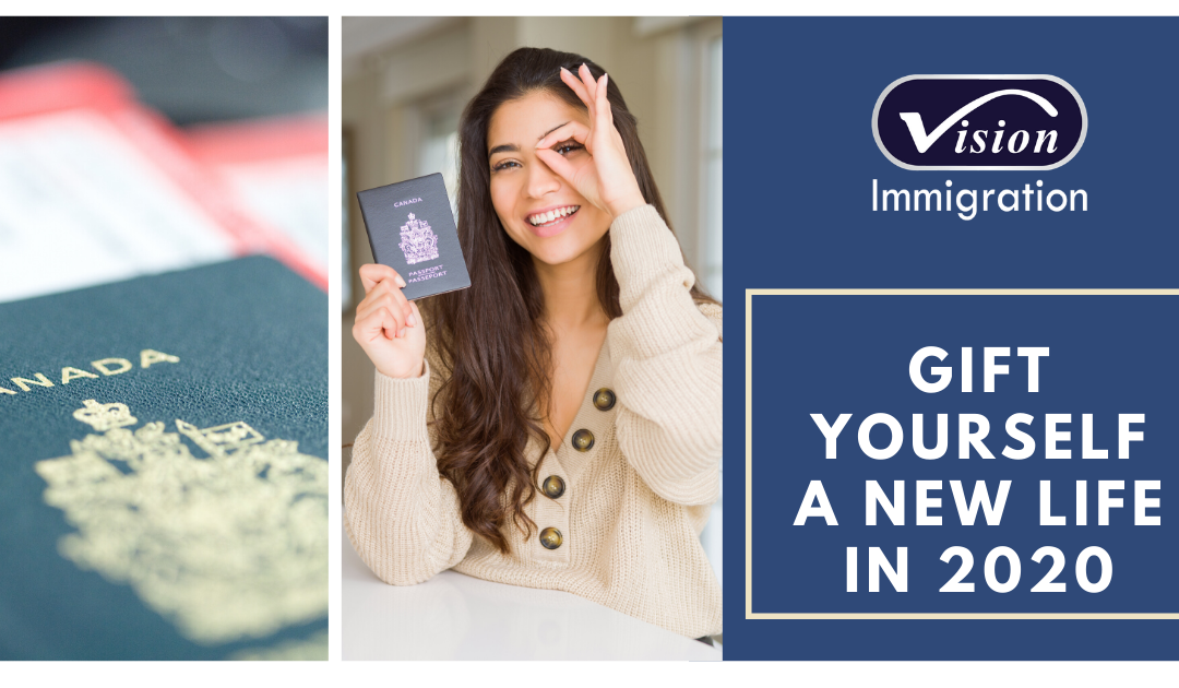 Embrace new beginnings this 2020 to fly towards Canada with Vision Consultancy