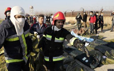 BREAKING: Iran admits shooting down Ukrainian airplane 'unintentionally'