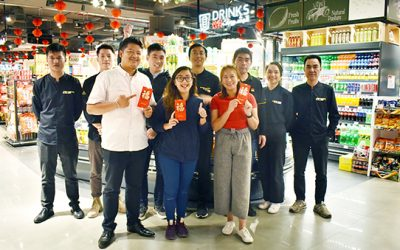Filipinos thank WeMart for amazing ambiance, exciting affordable offers
