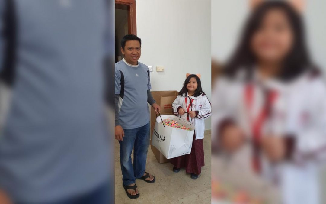 Filipino community in the UAE takes part in helping victims of Taal eruption