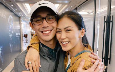 LOOK: Alex Gonzaga reveals engagement with boyfriend Mikee Morada