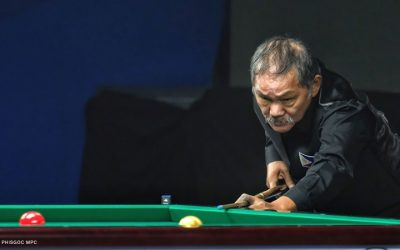 Efren Bata Reyes to receive lifetime achievement award