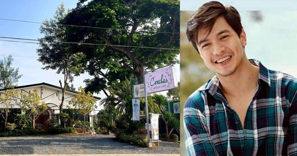 Alden Richards' Tagaytay restaurant repurposed as temporary donation centre