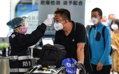 Experts say that Wuhan coronavirus outbreak may last for months
