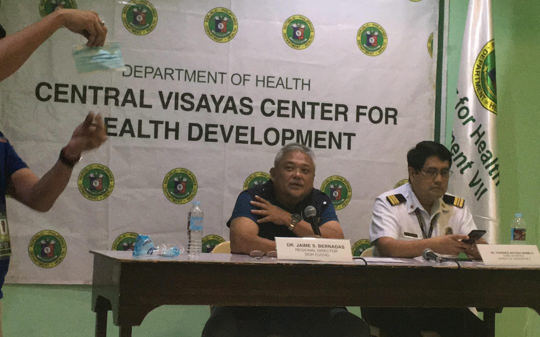 DOH sends epidemiology team to conduct contact tracing in Dumaguete City
