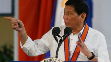 Photo of Duterte to water concessionaires: 'Accept new contract or gov't will take over'