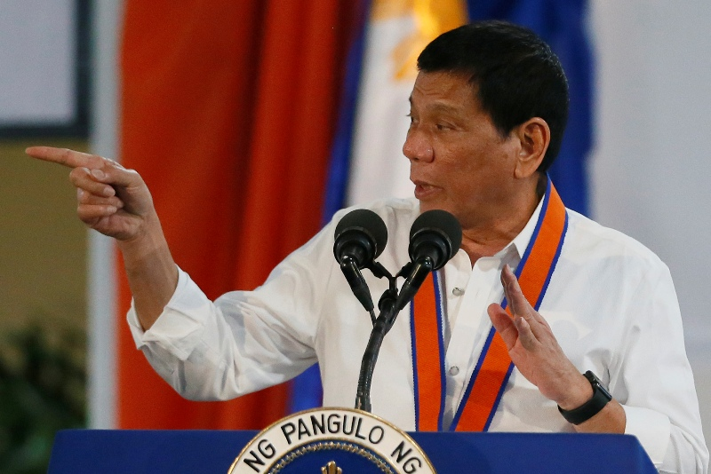Duterte to water concessionaires: 'Accept new contract or gov't will take over'