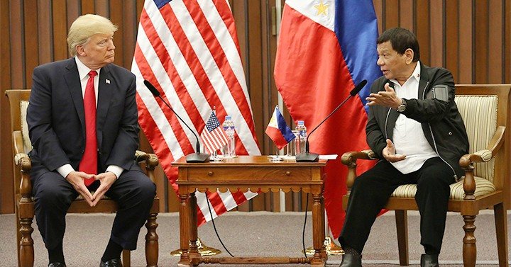Malacanang: Duterte to side with US if OFWs hurt in Middle East conflict