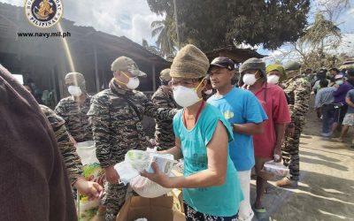 Batangas LGU worries over cost of food for Taal evacuees