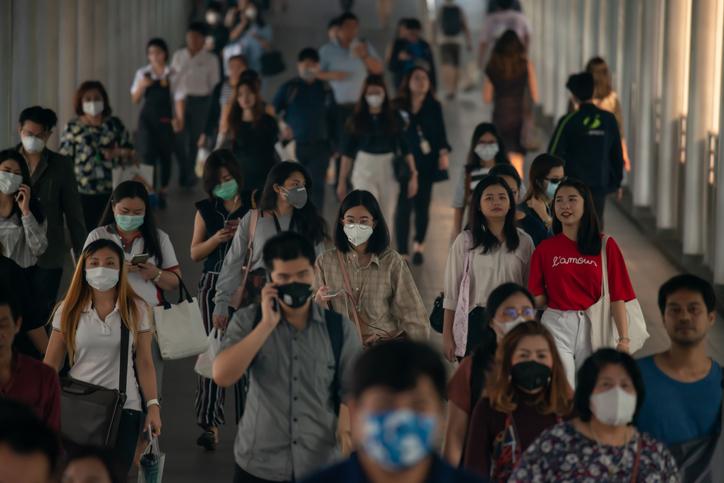 Cebu Pacific, Philippine Airlines encourage passengers to seek medical help for flu-like symptoms