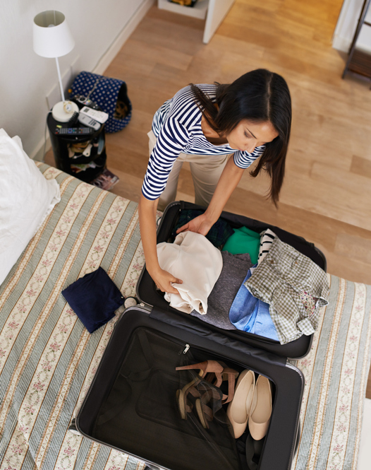 Packing light: Hacks to know
