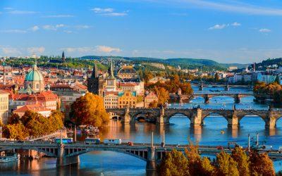 PRAGUE: Diamond among the Pearls