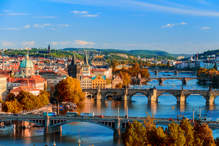 PRAGUE: Diamond among the Pearls