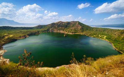 Gov't laying down plans for Taal rehabilitation