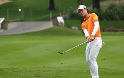 Former Buddhist monk to participate in golf's US Masters