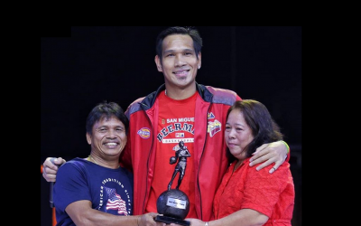 June Mar Fajardo tops race for PBA's MVP title