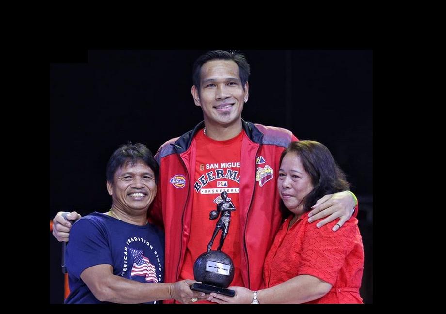 June Mar Fajardo tops race for PBA's MVP title