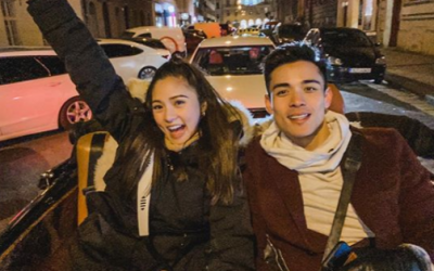 'Collecting memories together': Kim Chiu, Xian Lim share appreciation posts on their unforgettable Europe trip