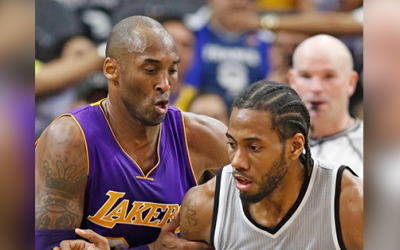 NBA superstar Kawhi Leonard to stop using helicopters after Kobe Bryant's death