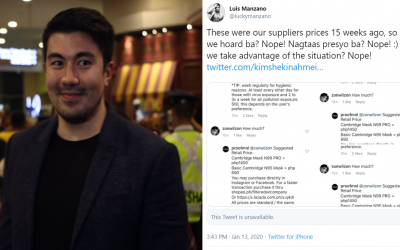 Luis Manzano slams bashers over 'opportunist' accusations thrown on him