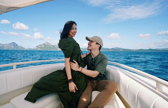 Maine Mendoza defends Arjo Atayde from fans turned bashers