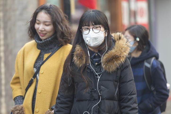 Macau reports first case of SARS-like disease